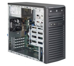 Supermicro SuperServer SYS-5039D-i, Mini-Tower  Barebone System, No CPU, No RAM, No HDD