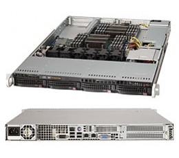 Supermicro SuperServer 6017R-NTF