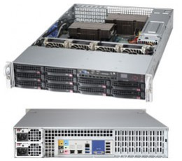 Supermicro SuperServer 6027AX-72RF