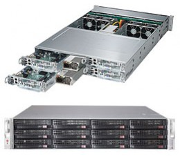 Supermicro SuperServer 6028TP-HC1FR