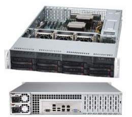Supermicro SuperServer 6027R-3RF4+