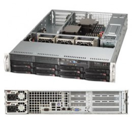 Supermicro SuperServer 6027R-WRF