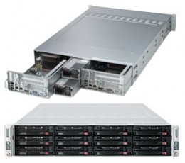 Supermicro SuperServer 6028TR-D72R