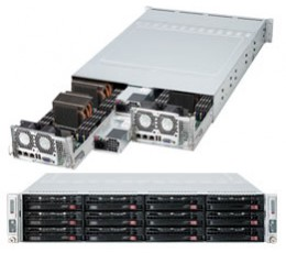 Supermicro SuperServer 6027TR-D70RF+