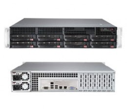 Supermicro SuperServer SYS-6028R-TR