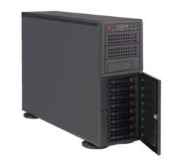 Supermicro SuperWorkstation 7047R-3RF4+