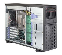 Supermicro SuperServer SYS-7048R-C1R4+