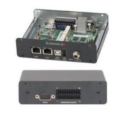Supermicro IoT Gateway System  SYS-E100-8Q-THE3, 3G(WCDMA)+Zigbee