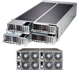 Supermicro SuperServer F628G2-FC0PT+,