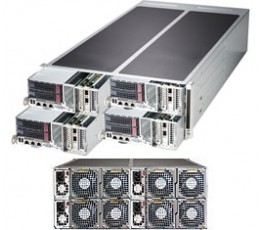 Supermicro SuperStorage SYS-F628R3-FC0+, 4U Barebone System, No CPU, No RAM, No HDD