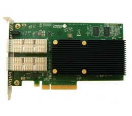 Chelsio T580-CR 40 Gigabit Ethernet Adapter Card - Part ID: T580-CR