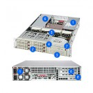 Supermicro SuperChassis CSE-823S-R500RCB 2U NO HDD