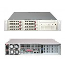 Supermicro A+ Server 2020A-8R,2U Barebone System, No CPU, No RAM, No HDD