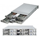 Supermicro A+ Server 2021TM-BTRF,2U Barebone System, No CPU, No RAM, No HDD