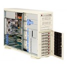 Supermicro A+ Server 4020A-8RB,Tower  4U Rackmountable  Barebone System, No CPU, No RAM, No HDD