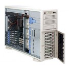 Supermicro A+ Server 4021M-T2R+,Tower  4U Rackmountable Barebone System, No CPU, No RAM, No HDD