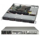Supermicro SuperChassis 113MFAC2-R606CB,  1U Chassis, No HDD