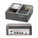 Supermicro SuperServer SYS-1017A-MP, Mini-ITX Box,  NO RAM &  HDD