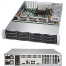 Supermicro SuperServer 6038R-E1CR16H, 2U Barebone System, No CPU, No RAM, No HDD