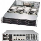 Supermicro SuperStorage SSG-6028R-E1CR16T, 2U Barebone System, No CPU, No RAM, No HDD