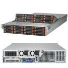 Supermicro SuperStorage SSG-6028R-E1CR24N , 2U Barebone System, No CPU, No RAM, No HDD
