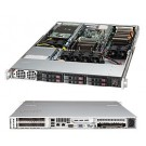 Supermicro SuperServer 1017GR-TF, 1U Barebone System, No CPU, No RAM, No HDD