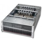 Supermicro SuperServer 4048B-TRFT, 4U completely assembled systems  (including but not limited to CPUs, memory, and HDDs)