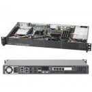 Supermicro Superserver SYS-5018D-LN4T, 1U, NO RAM, NO HDD, NO CPU
