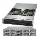 SuperMicro SuperServer SYS-5028TK-HTR, 2U Barebone - ( Completely assembled systems (with minimum 4 CPU and 24 DIMMs installed)