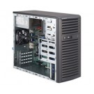 Supermicro SuperServer 5037C-I, Mid Tower Barebone System, No CPU, No RAM, No HDD