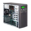 Supermicro SuperServer 5038D-I, Mid Tower Barebone System, No CPU, No RAM, No HDD