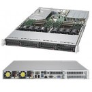 SuperMicro SuperServer SYS-6018U-TRTP+, Barebone - Build to Order
