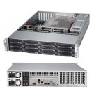 SuperStorage Server 6027R-E1R12T