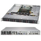 Supermicro SuperServer SYS-1018R-WC0R, 1U Barebone System, No CPU, No RAM, No HDD