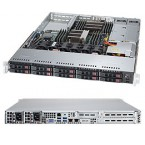 Supermicro SuperServer 1028R-WC1R, 1U Barebone System, No CPU, No RAM, No HDD