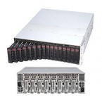 Supermicro SuperServer 5037MR-H8TRF, 3U Barebone System, No CPU, No RAM, No HDD