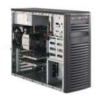 Supermicro SuperWorkstation 5038A-I, 1U Barebone System, No CPU, No RAM, No HDD