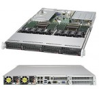 SuperMicro SuperServer SYS-6018U-TR4+, 1U, Barebone - Build to Order