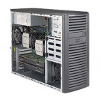 Supermicro SuperWorkstation 7038A-I, Mid Tower Barebone System, No CPU, No RAM, No HDD
