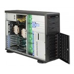 Supermicro SuperWorkstation 7047A-73, 4U Barebone System, No CPU, No RAM, No HDD