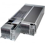 Supermicro SuperServer F647G2-FT+, 4U FatTwin Barebone System, No CPU, No RAM, No HDD