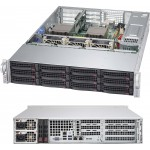 Supermicro SuperChassis CSE-826BAC4-R920WB Storage JBOD 2U Chassis, No HDD
