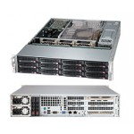 Supermicro SuperChassis CSE-826BE16-R920UB Storage JBOD 2U Chassis, No HDD
