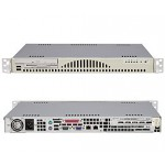 Supermicro A+ Server 1010S-MRB,1U Barebone System, No CPU, No RAM, No HDD