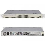 Supermicro A+ Server 1011S-MR2B,1U Barebone System, No CPU, No RAM, No HDD