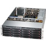 Supermicro SuperChassis 836BE26-R1K28B Storage JBOD 3U Chassis, No HDD