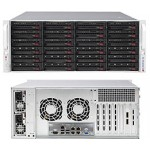 Supermicro SuperChassis CSE-846BE1C-R1K23B, 4U NO HDD