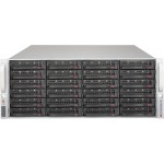 Supermicro SuperChassis 846BE2C-R1K03JBOD 4UStorage JBOD Enclosure, No HDD
