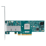 Mellanox ConnectX-3 Single-Port 40 Gigabit Ethernet Adapter Card - Part ID: MCX313A-BCBT