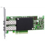Emulex LightPulse 16G Dual-Channel Fibre Channel PCIe 3.0 Host Bus Adapter (HBA) - Part ID: LPe16002B-M6